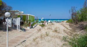 Beach bar le dune